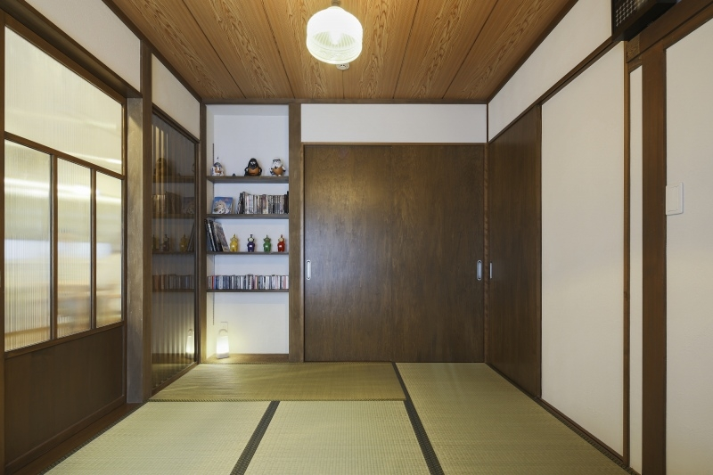 No.87 30代/2人暮らしの部屋 和室2