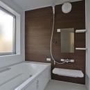 世田谷の住宅3の写真 浴室(LIXILキレイユ)