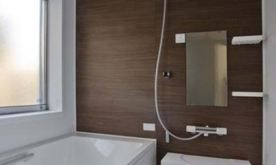 世田谷の住宅3 (浴室(LIXILキレイユ))