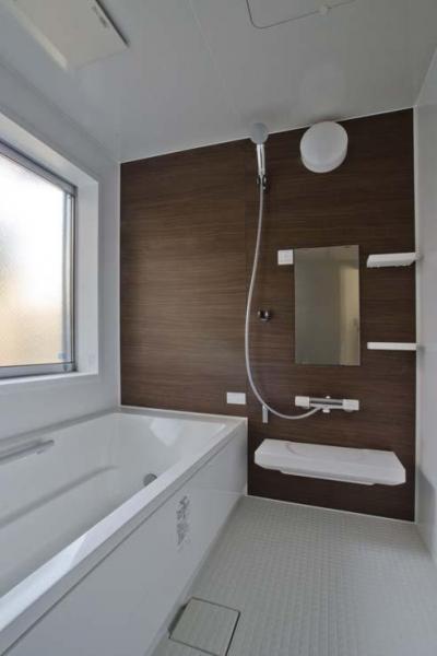 浴室(LIXILキレイユ) (世田谷の住宅3)