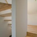世田谷の住宅3の写真 階段