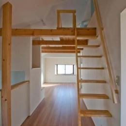 世田谷の住宅2 (柔軟に使えるロフト)