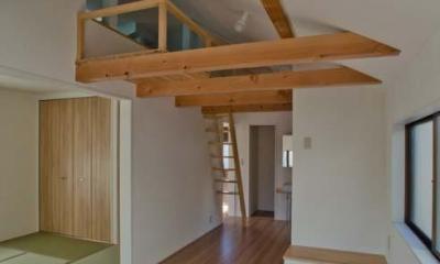 世田谷の住宅2 (2階フリースペース)
