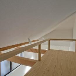 世田谷の住宅2 (ロフトスペース)