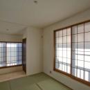 世田谷の住宅2の写真 畳室-2