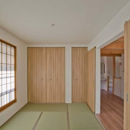 世田谷の住宅2 (畳室-1)