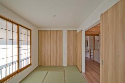 畳室-1 (世田谷の住宅2)