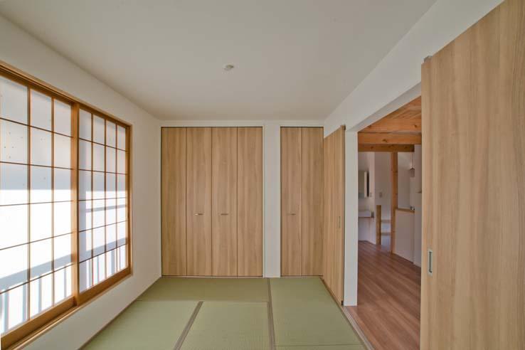 世田谷の住宅2の写真 畳室-1