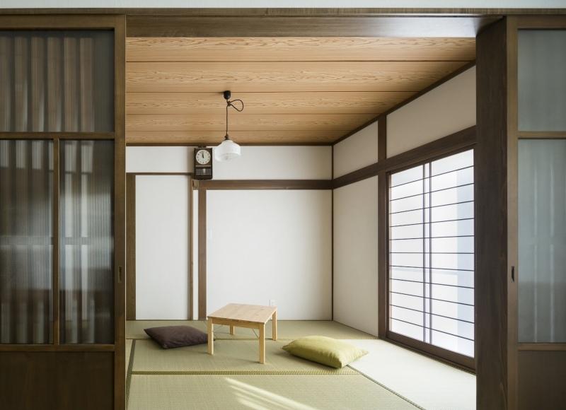 No.87 30代/2人暮らしの部屋 和室4
