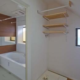 世田谷の住宅2 (浴室(キレイユ/LXIL))