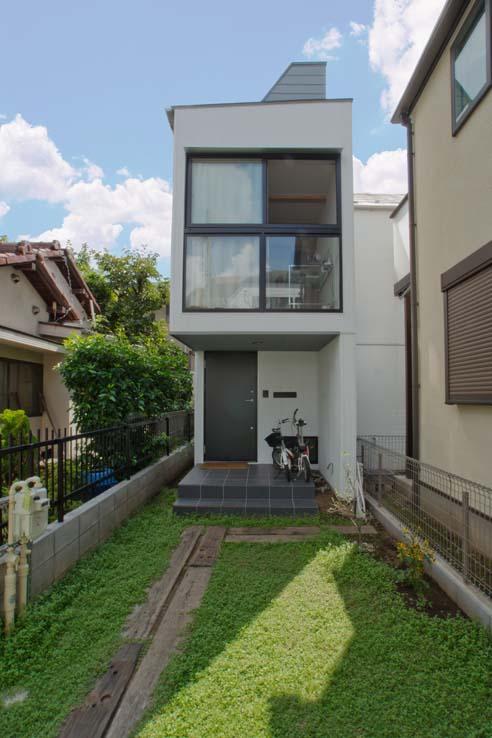 建築家:深澤明/高橋麻紀「世田谷の住宅」