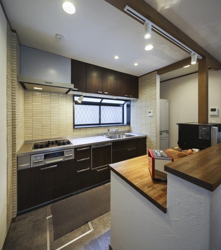 No.87 30代/2人暮らしの部屋 キッチン1