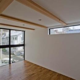 世田谷の住宅 (柔軟な間取りのライブラリー)