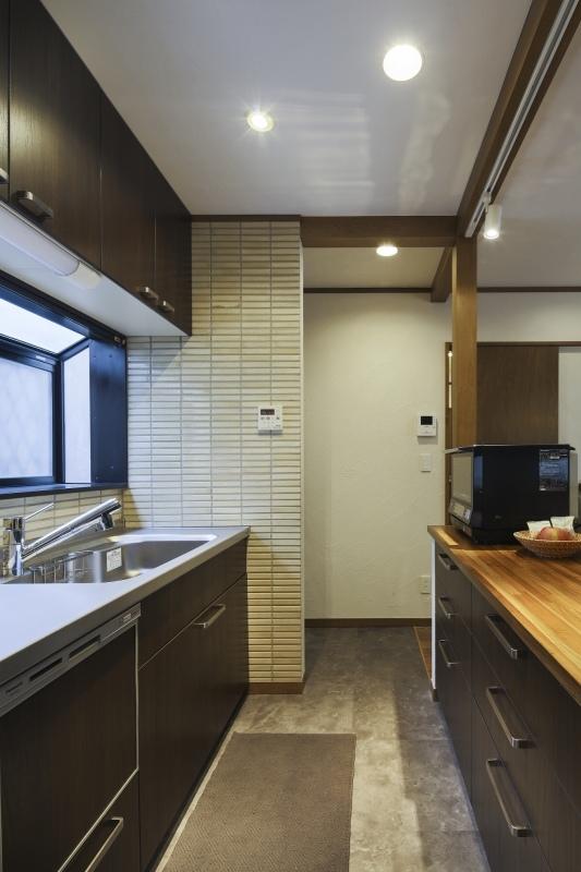 No.87 30代/2人暮らしの部屋 キッチン2