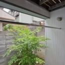 世田谷の住宅の写真 テラス