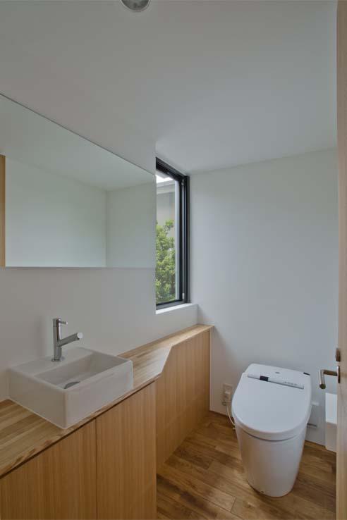 世田谷の住宅の部屋 2階トイレ