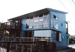 通り土間の家 (外観1)