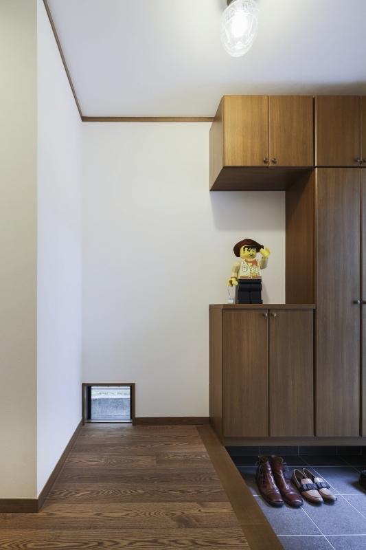 No.87 30代/2人暮らしの部屋 玄関