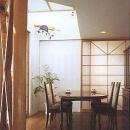 宇美の家の写真 食堂