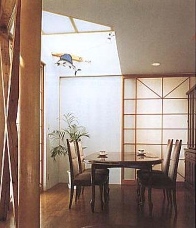 宇美の家の部屋 食堂