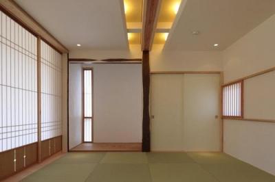 和室 (Kappaはうす)