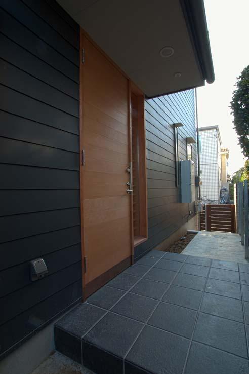 船橋の住宅の写真 玄関