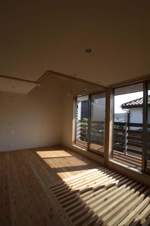船橋の住宅の写真 2階のオープンスペース
