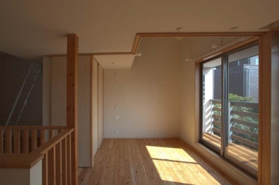 オープンスペース (船橋の住宅)