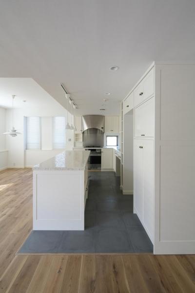 キッチン (S邸)
