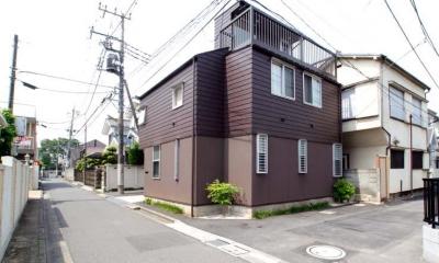 立川の住宅