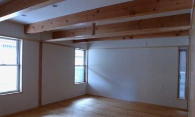 立川の住宅 (通常の寝室)