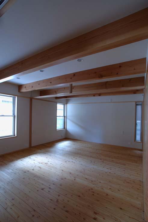 立川の住宅の写真 通常の寝室