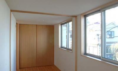 立川の住宅 (通常の個室)