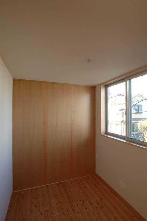 立川の住宅の写真 個室-建具を出した状態