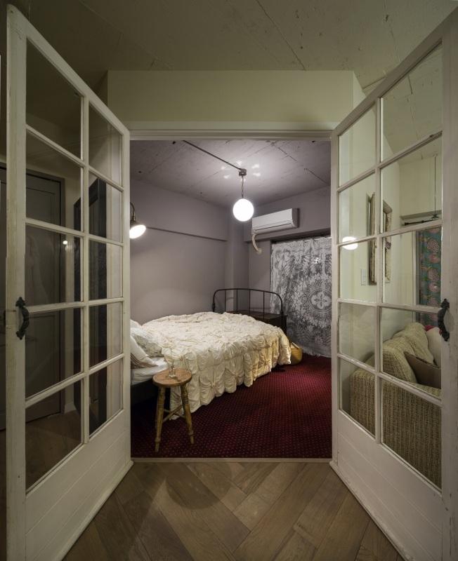 No.84 20代/1人暮らしの部屋 寝室1