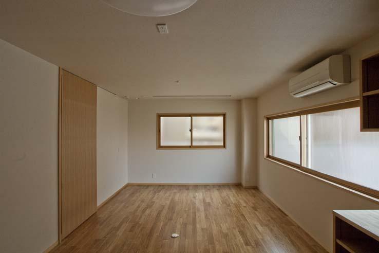 江東の住宅の部屋 居間南