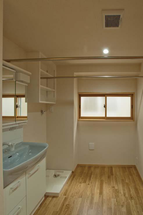 江東の住宅の部屋 洗面室