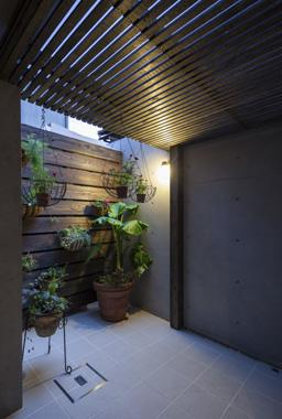 Casa C3の写真 緑を感じる空間