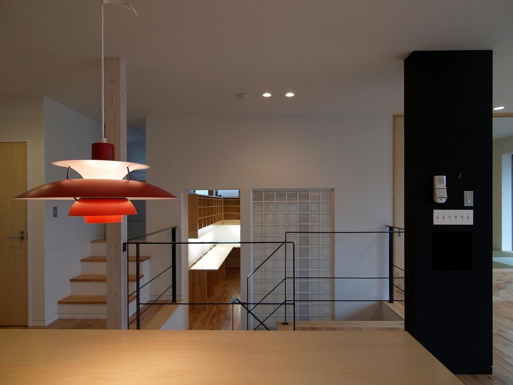 Shell-houseの部屋 スキップフロア空間