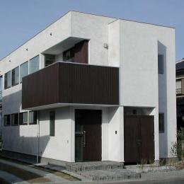 緑ヶ丘の家 (外観)