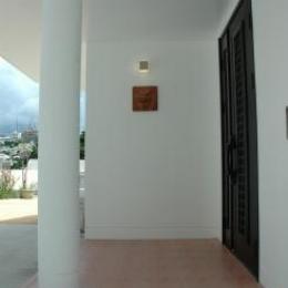 K4邸 (玄関)
