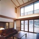 武蔵中原の家