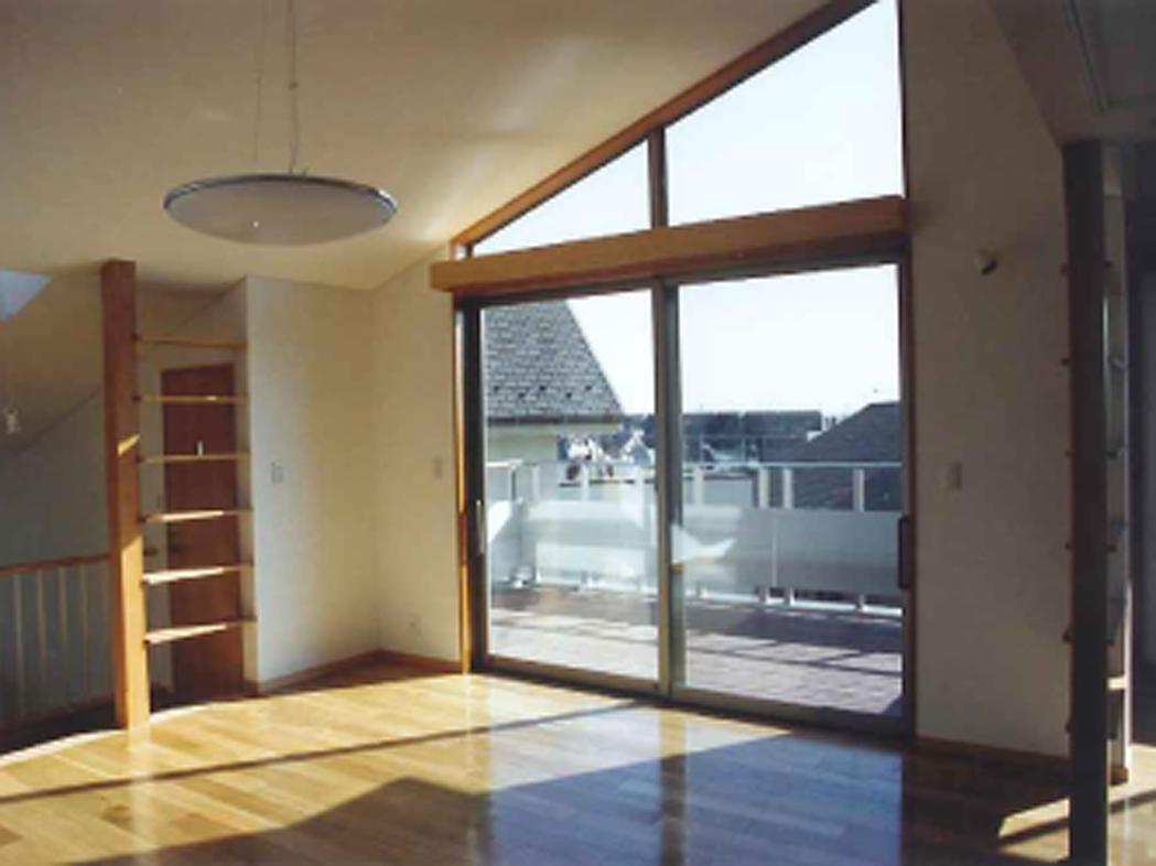横浜青葉台の家の部屋 リビング1