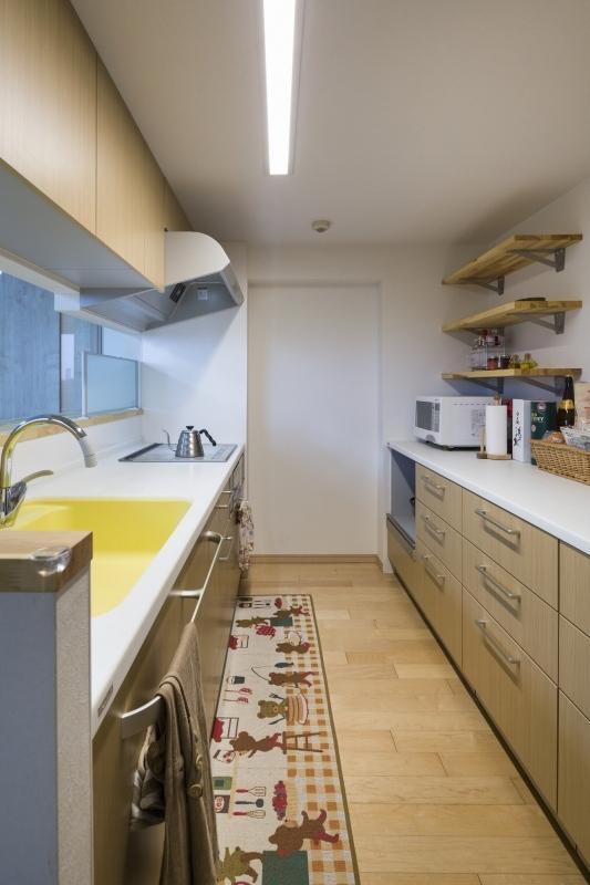 No.82 30代/2人暮らしの部屋 キッチン