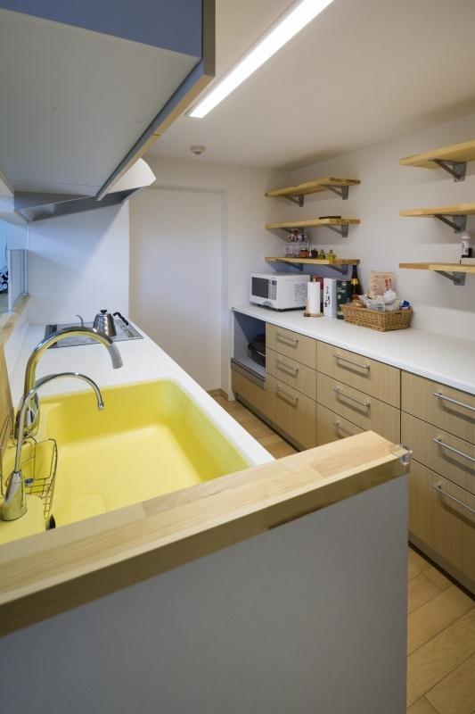 No.82 30代/2人暮らしの部屋 キッチン2