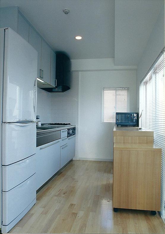 h.501 projectの部屋 キッチン