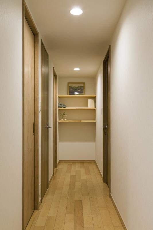 No.82 30代/2人暮らしの部屋 廊下1