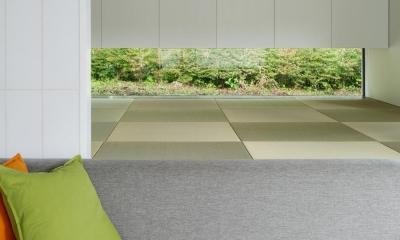 和室|037軽井沢 I さんの家