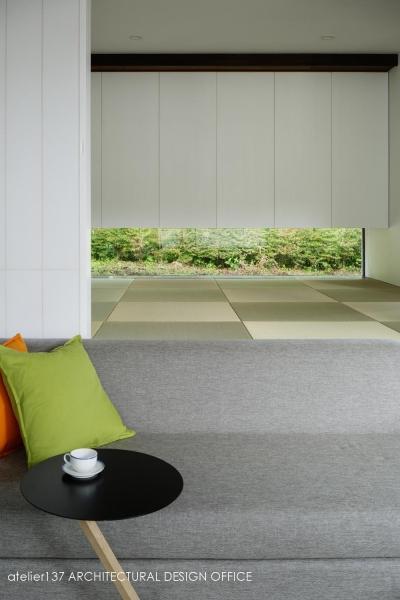 和室 (037軽井沢 I さんの家)
