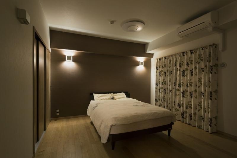 No.82 30代/2人暮らしの部屋 寝室